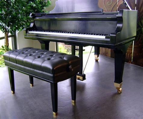 artist bench jansen adjustable duet artist piano bench