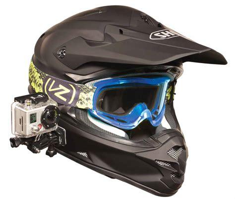 go pro motocross casco motocross black con gopro