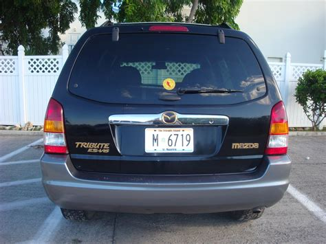 mazda suv for sale 2001 mazda tribute suv black for sale 3900 obo