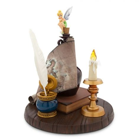 Figure Tinkerbell tinker bell candle figurine