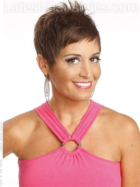 up to date cute haircuts for woman 45 and over 107 best images about short hair on pinterest