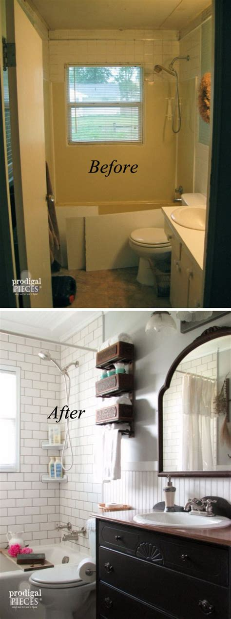 Bathroom Makeovers 2017 Before And After 30 Dramatic Bathroom Makeovers 2017