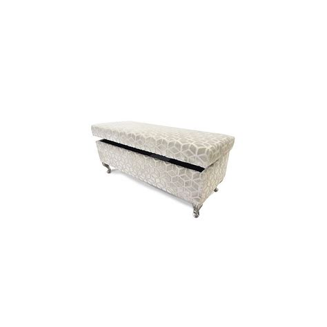 deep storage bench portobello storage deep plain storage bench footstools