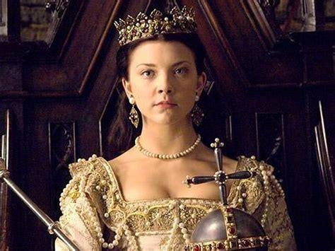 natalie dormer tudor boleyn the tudors crown