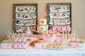 geburtstagsparty dekoration table decorating ideas how to make it pop