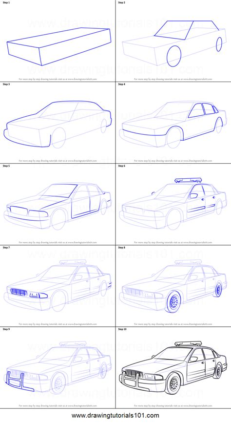 how to draw a car step by step for how to draw a car printable step by step drawing