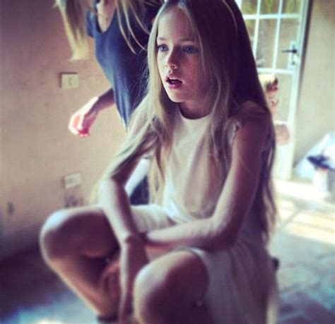 kristina pimenova model 9 years old girl nine year old model is world s most beautiful girl