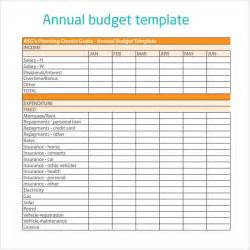 Annual Budget Template Months In Order Worksheet Related Keywords Amp Suggestions