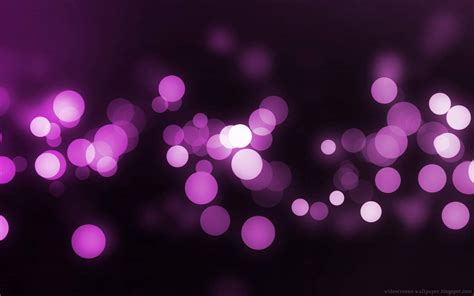 Wallpaper Collection For Your Computer And Mobile Phones Lights Purple
