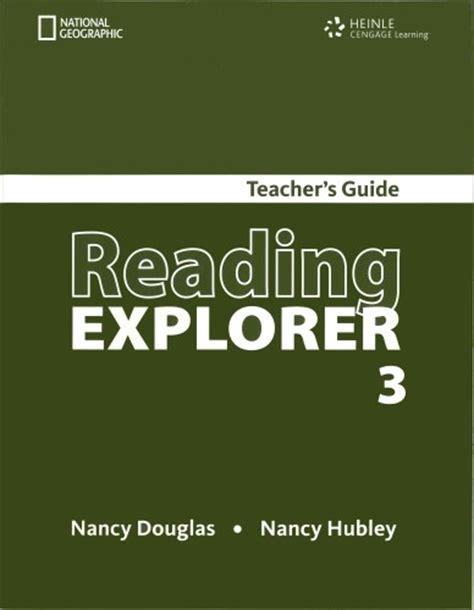 Reading Explorer 4 Sb platforma dystrybucyjna edu ksi艱蠑ka reading explorer 3 tb