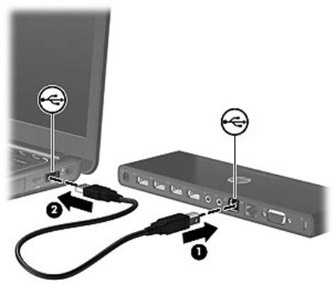 hp laptop port replicator hp notebook pcs setup an hp usb media port replicator
