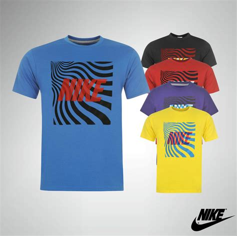 Tshirt Nike 7 new junior boys nike qtt t shirt cotton top size age 7