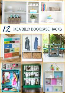 Diy Simple Bookcase Ikea Hacks 12 Billy Bookcase Makeovers