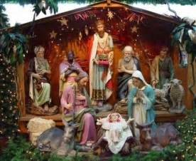 christmas nativity outdoor yard decorations
