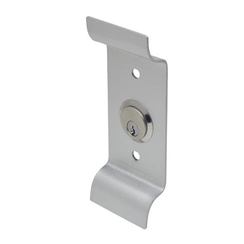 bulldog commercial hardware ed p exterior pull plate for exit device atg stores