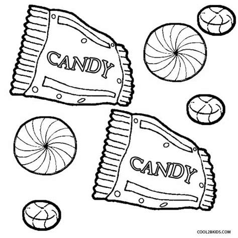 free coloring pages of chocolate bar