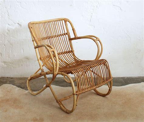 Fauteuil En Rotin Vintage 1227 by Fauteuil En Rotin Vintage Vintage Rattan Wicker Chair