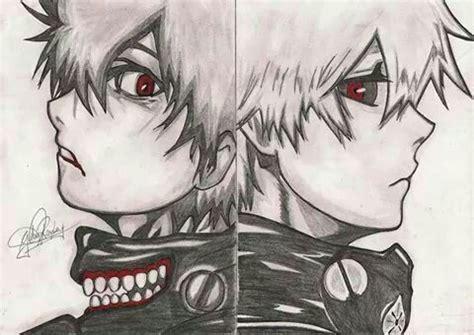 imagenes de anime los mejores los mejores dibujos de kaneki anime amino