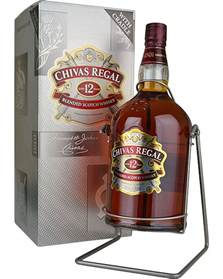 chivas regal 5 litre price chivas regal de luxe 12 year 4 5 litre drinksdirect