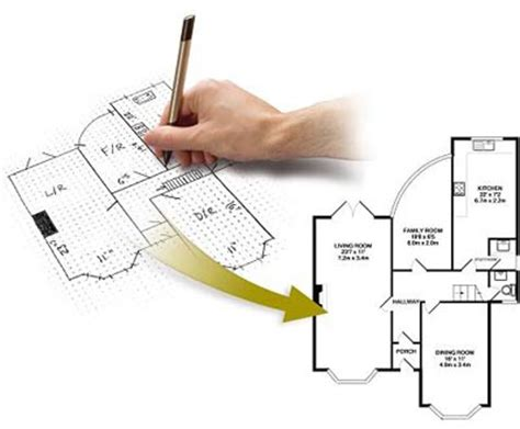 sketch floor plans autodraw sketch and fax floor plan service