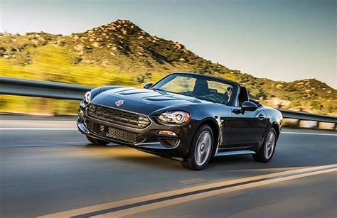 small is beautiful for the new fiat 124 spider ebay