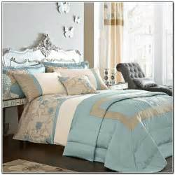 pics photos wall decoration and blue bedding furniture bedroom