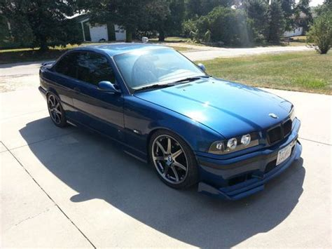 Bmw 323is by Sell Used 1998 Bmw 323is Coupe 2 Door 2 5l M3 Conversion