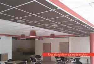conrav faux plafond