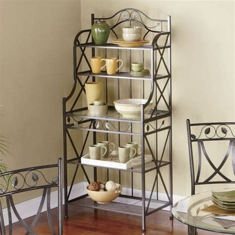 What Do You Put On A Bakers Rack by 15 Best Images About Bakers Rack On Shelves