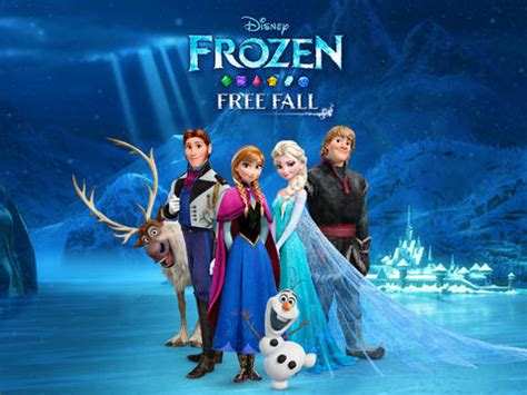 Disney S Miracle Free Disney Updates Frozen Free Fall With New Characters Power Ups Levels And More