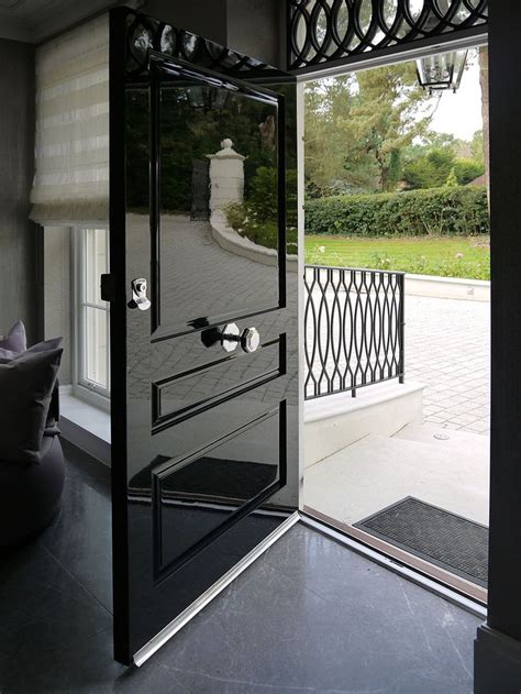 Black Front Door Furniture 25 Best Ideas About High Gloss Paint On Decorative Paint Finishes Eggshell Paint