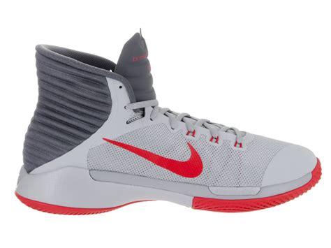 nike basketball shoes grey nike s prime hype df 2016 nike basketball shoes