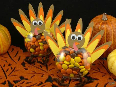 thanksgiving food crafts for diy thanksgiving turkey treats tutorial