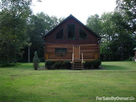 bed log cabin home for sale owner allison drive lake