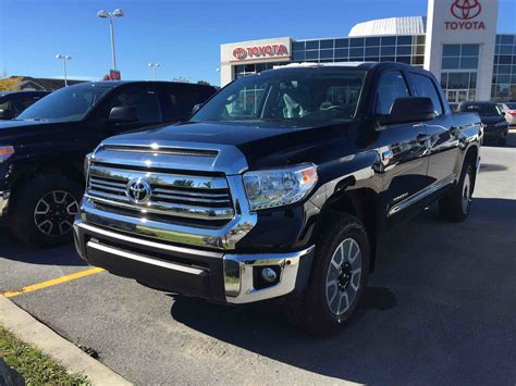 Toyota Tundra 4x4 New 2016 Toyota Tundra 4x4 Crewmax Sr5 5 7 6a For Sale In