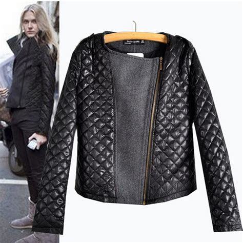 Quilting In Fashion by 2016 New Arrival Autumn Winter European Style Fashion