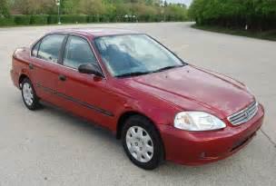 1999 Honda Civic Lx 1999 Honda Civic Lx 4d Sedan Automatic
