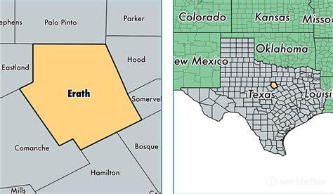 erath county texas map erath county texas map of erath county tx where is erath county