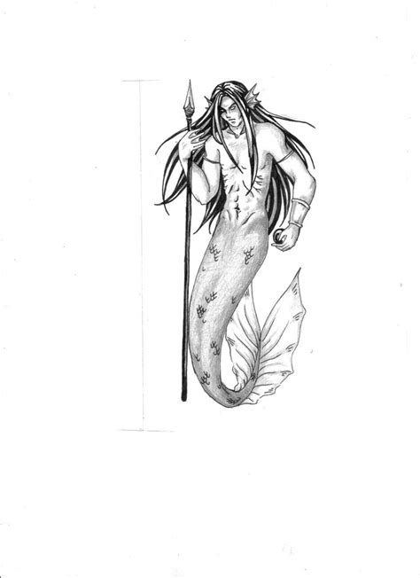 merman tattoo merman cover ideas