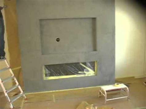 badkamer wanden egaliseren betonlook egaline egaliseren decochip doe het zelf doovi