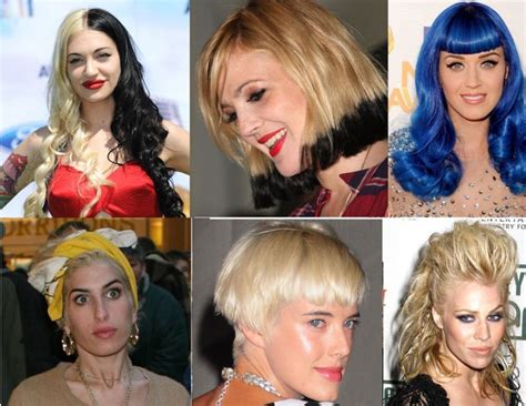 celebrity haircuts gone wrong 26 best images about hair don t do s on pinterest weird