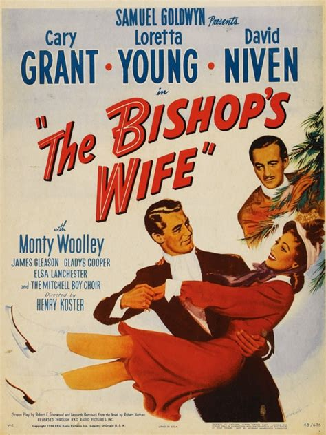 Beautiful Christmas Lights Shop #6: The-bishops-wife-poster.jpg