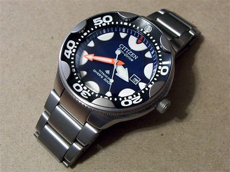 Titanium bracelet for Citizen Orca?   EDCForums