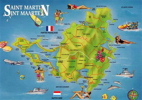 st martin map world come to my home 1935 1939 2670 3115 martin the map of the island and the