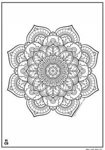 pattern coloring pages for adults mandala vintage adults patterns coloring pages