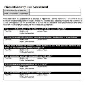 threat risk assessment template security threat assessment template khafre