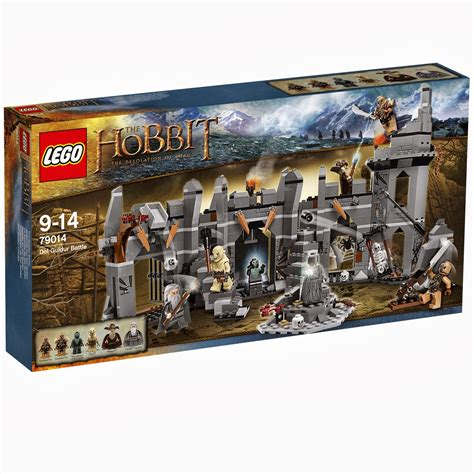 Toys Lego The Hobbit The Battle Of The Five Armies 79020 oz brick nation new 2013 lego the hobbit sets revealed