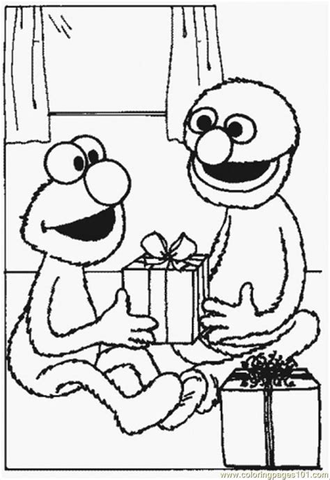 elmo christmas coloring pages print elmo christmas coloring pages az coloring pages