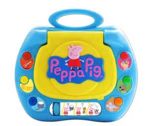 Peppa pig as you play fun learning games with the peppa pig s my first