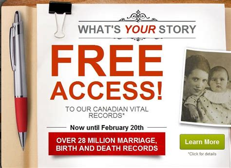 How To Access Birth Records Canada S Anglo Celtic Connections Ancestry Offers Free